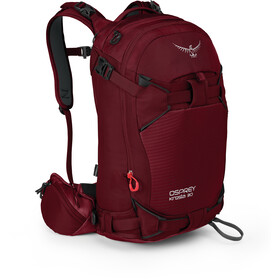 Osprey Kresta 30 Backpack Women rosewood red